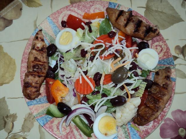 Teriyaki Chicken Breast Strips | nanasbestfoods